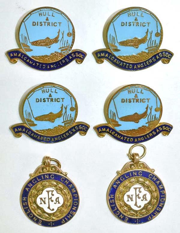 HDAA Badges